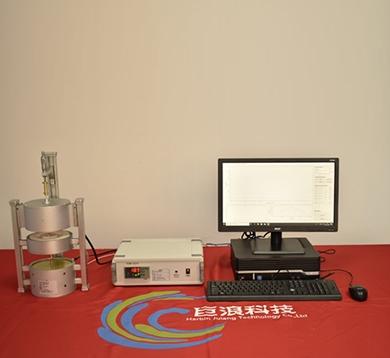 变温准静态d33测试系统