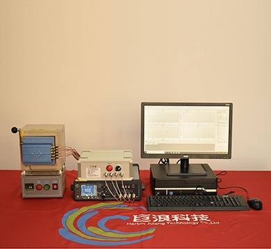 高温介电温谱测量系统快速上手步骤
