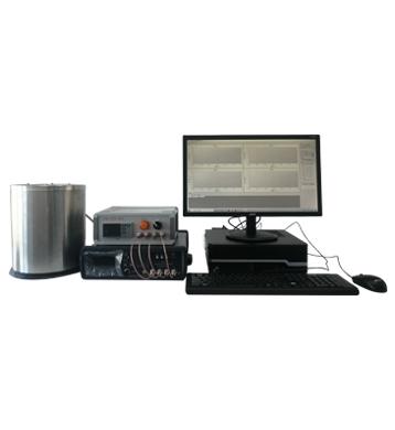 介电温谱测试